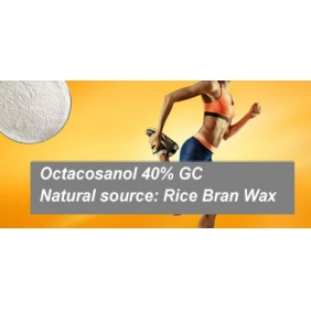 Octacosanol 40% 1KG(2.2lb) free shipping