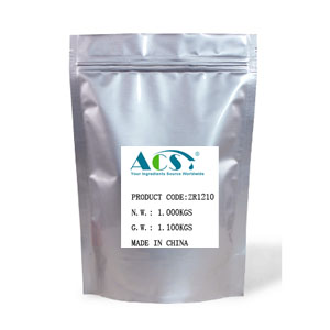 6-Paradol memory enhancer extract from Aframomum melegueta purity 98.0 % min. 100gram/bag